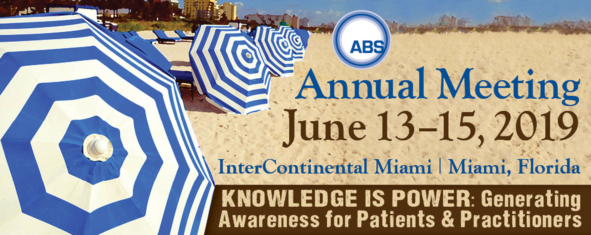 2019 ABS Annual Meeting